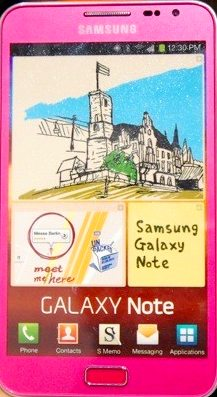 Pink-Samsung-Galaxy-Note