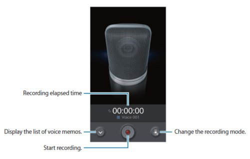Voice Recorder - Galaxy Note Tips & Tricks