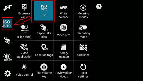 how_to_customize_galaxy_note_4_camera_app_interface_4_add_iso_settings_shortcut
