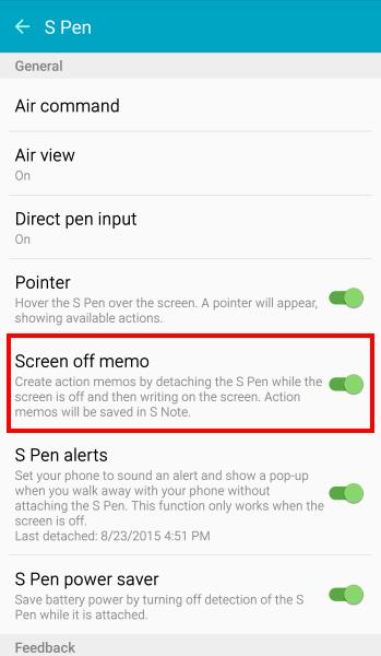 How_to_use_Galaxy_Note_5_screen_off_memo_2_turn_on_screen_off_memo