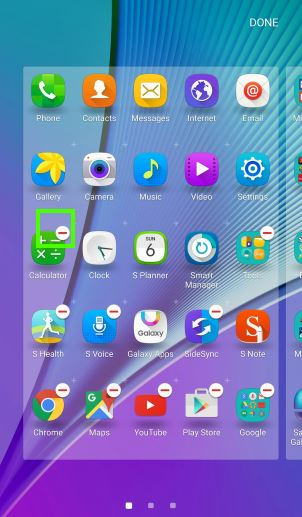 How to use Galaxy Note 5 apps screen? - Galaxy Note Tips & Tricks