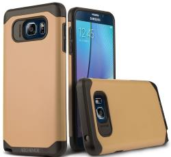 dual-layer hybrid Galaxy Note 5 Case under $10: Aero Armor slim protective case for Samsung Galaxy Note 5