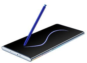 How to use the new Galaxy Note 10 S Pen?